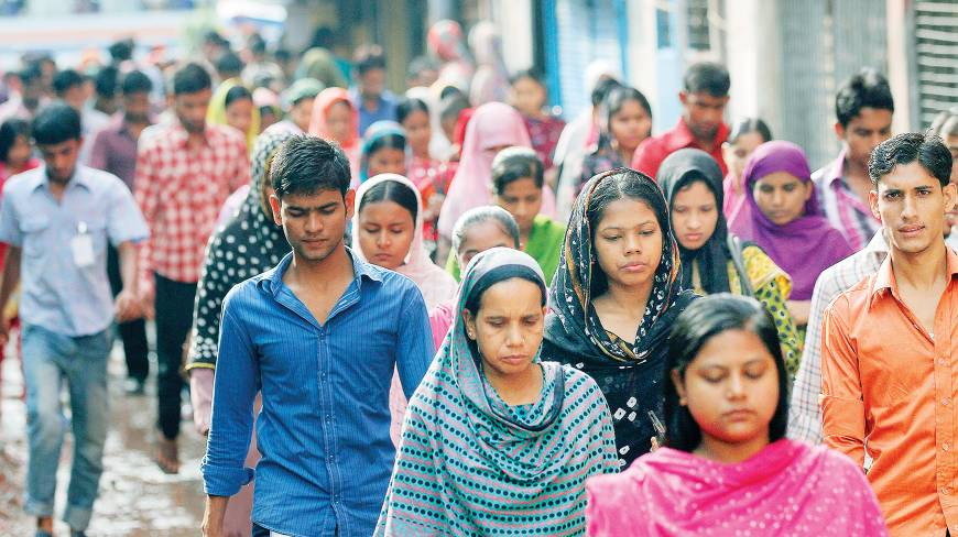 woman garments worker of bangladesh Women lead push for rights in bangladesh's fashion factories  garment factory  workers attempting to set up unions have encountered.