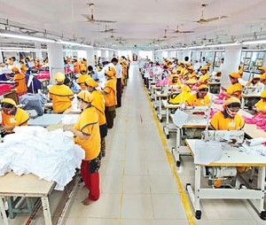 sustainable development of rmg factories