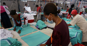 beyond the horizon: lesotho and its readymade garment industry