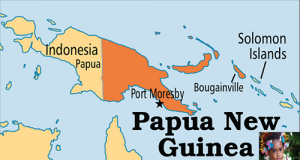 beyond the horizon: png - a land of diversity