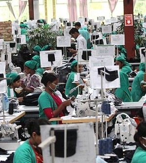knitwear workers yet to be under biometric database over 2m