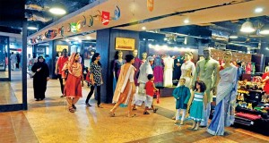 fashion outlets spice up for eid