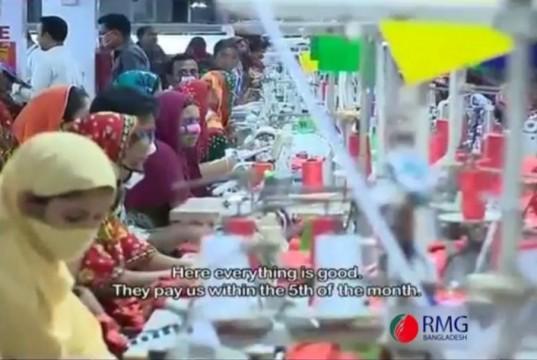 presented by mehdi mahbub & rmg bangladesh: knit concern group