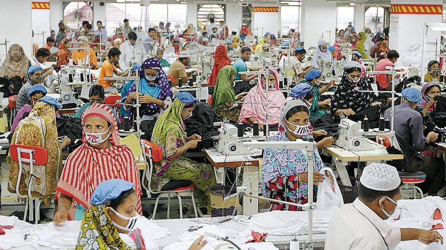 bangladesh s readymade garments factory