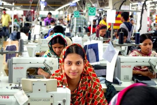 bangladesh rmg worker