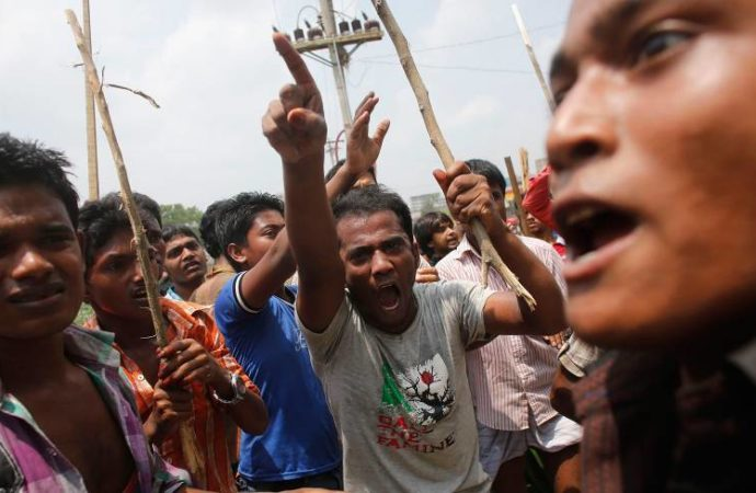 labor unrest in bangladesh causes and remedies