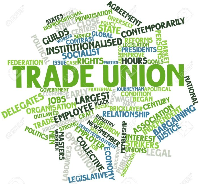article on rmg trade union The ranks of labor unions have been decimated over the last half century by outsourcing and anti-union is a past president of the australian council of trade unions.