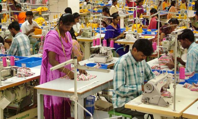 textile industry sector in india In knitwear sector in the textile imports, india is ranked at the 7 th place with 655 percent market  a study on emerging trends in textile industry in india.