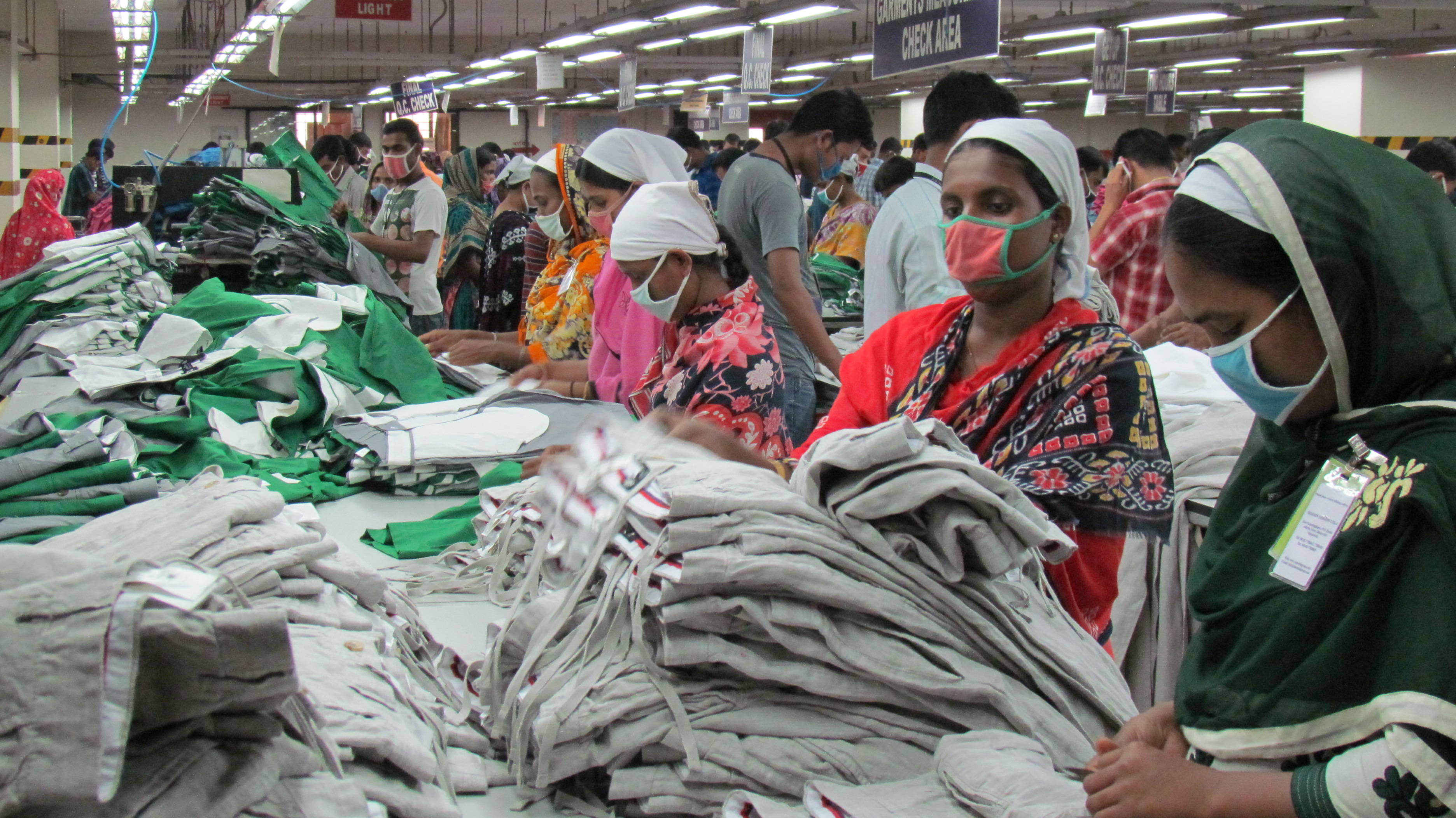 Watch - BGMEA takes action against Bangladesh factories video
