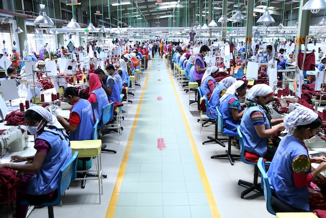 training boosts garment workers productivity study rmg bangladesh