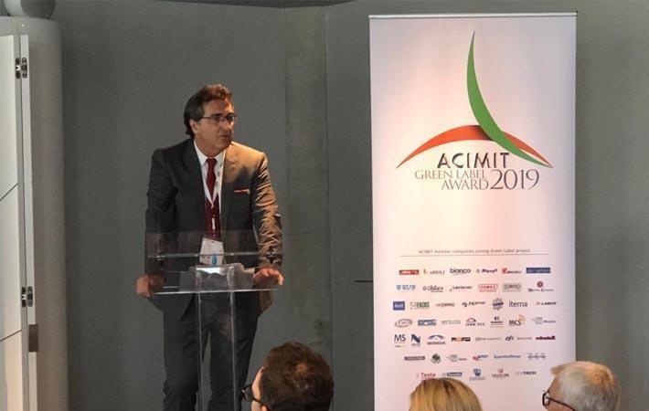 Acimit Members Highlight Italian Textile Machines At Itma Rmg
